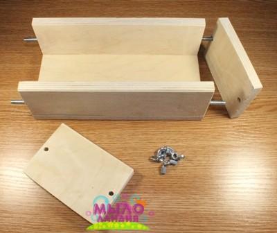Как сделать форму для мыла деревянную своими руками